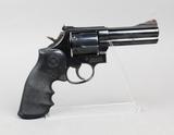 Smith & Wesson 586 Revolver 357