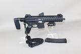 Sig Sauer MPX 9 MM Pistol