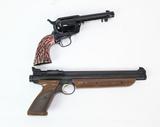 Hahn Crossman BB Pistols (2)