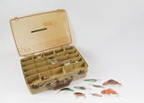 Tackle Box w/ Fishing Lures