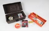 Tackle Box of Fishing Items