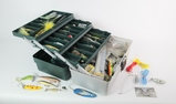 Tackle Box & Fishing Gear
