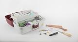 Fishing Accessories w/ Tackle Box