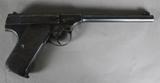 Colt Pre Woodsman 22 Caliber Pistol