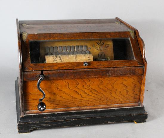 Chautauqua Roller Organ