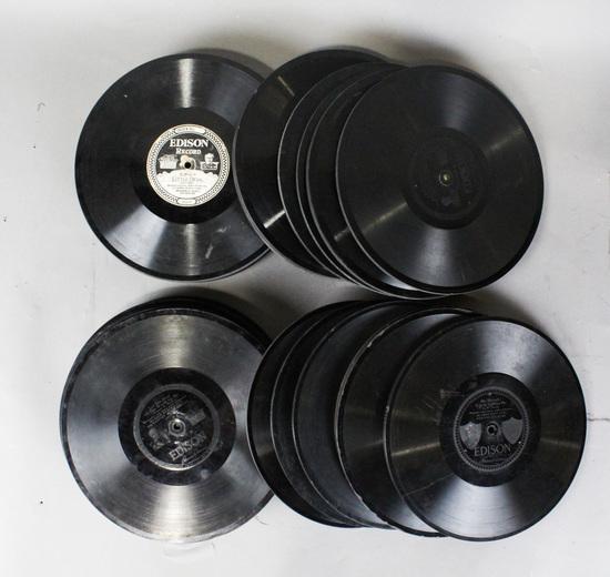 Edison Diamond Disc Records (33)