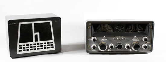 RARE Hallicrafters SX88 w/R46B Speaker