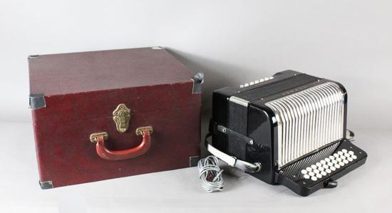 Hohner Corona II Vintage Accordion