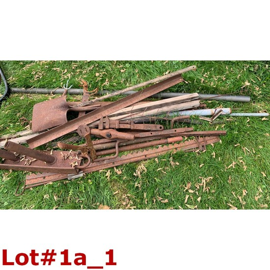 Misc. Railroad Tracks & Tools