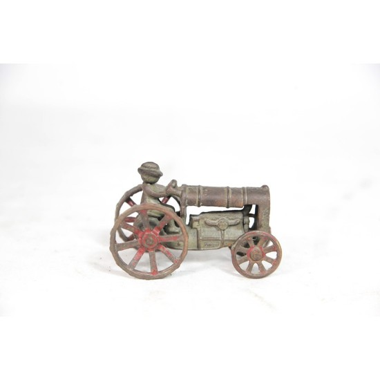 Arcade Cast Iron Fordson Tractor