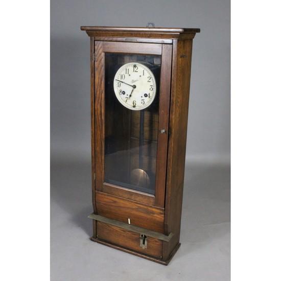 Simplex Wall Time Clock