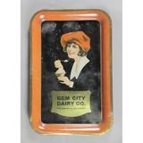 Gem City Dairy Ice Cream Tray