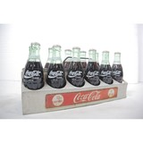 12-Pack Coca-Cola Bottles 1992 Olympics