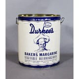 Durkee's Vegetable Oil Can