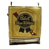 Pabst Blue Ribbon Outdoor Lighted Sign