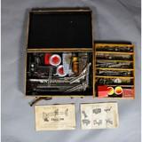 1924 Erector Set in Wood Case