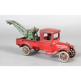 Arcade Cast Iron Ford Model T Tow Truck