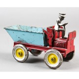 Cast Iron Toy Dump Truck