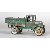 Kenton Cast Iron Oil Gas Delivery Truck Toy