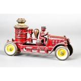 Kenton Cast Iron Fire Engine Toy