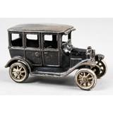 Arcade Cast Iron 1924 Ford Sedan Toy Racecar