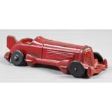 1930's Champion Hardware Cast Iron Toy Racecar