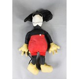 Vintage 1930's Mickey Mouse Cloth Doll
