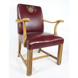 University of Loyola-Chicago Executive Arm Chairs