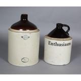Western Stoneware 2 & 3 Gallon Jugs (2)