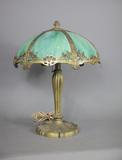 Vintage Cast Metal Table Lamp