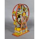 Chein Tin Litho Ferris Wheel