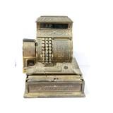 Antique American Brass Cash Register