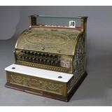 Brass Cash Register National 333