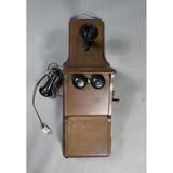 Stromberg-Carlson Wall Telephone