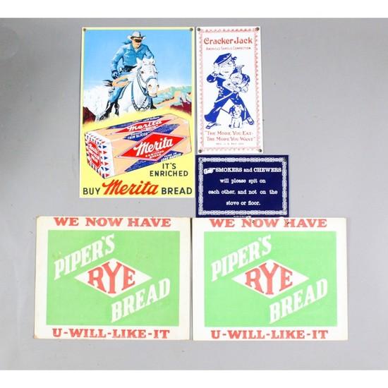 Vintage Advertising Signs (5)