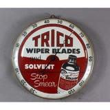 Trico Wiper Blades and Solvent Wall Thermometer