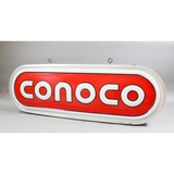 Conoco Gas Station Light Up Sign