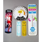 Gas Station Thermometers (5)