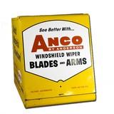 Vintage Gas Station Wiper Blade, Arm Display Case