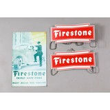Firestone Advertising Signs (3)