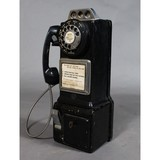 Phone Booth Dial Pay Phone Vintage