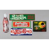 Signs Advertising Pepsi and Hendler (5)