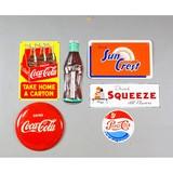 Beverage Advertising Signs (6)