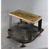 Mechanic's Swirl Seat w/ Tool Tray