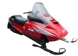 Skidoo Formula Plus Snowmobile