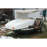 3-Wheel Pedal Go-Cart
