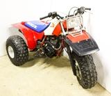 1984 Honda 200SX Trike 3-Wheeler