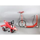 Vintage Child's Riding Toys (3)