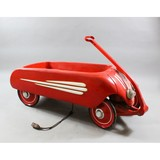 Vintage Child's Steel Wagon