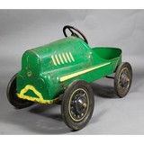Child's Tractor Pedal Car